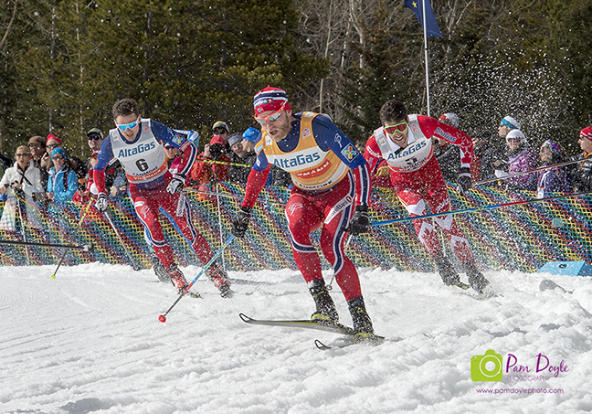 The Best of Ski Tour Canada – The Sprints, March 8, 2016