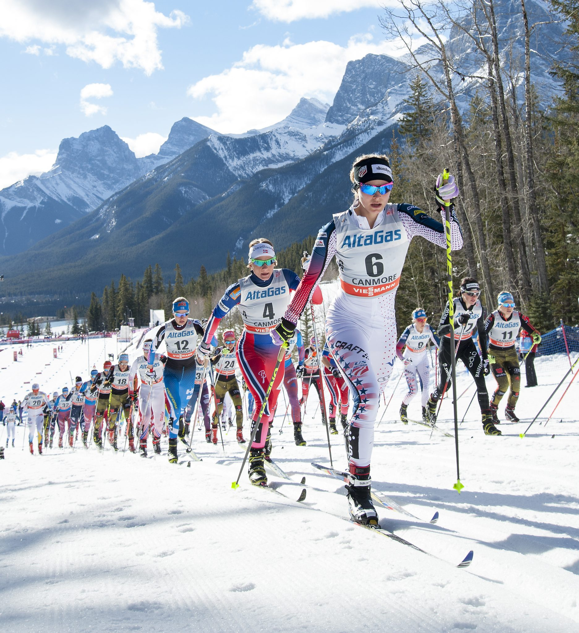 The Best Of Ski Tour Canada – Skiathlon, March 9, 2016