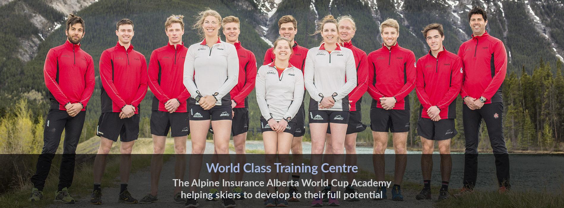 Alberta World Cup Academy 2017