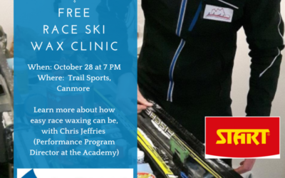 Race Ski Wax Clinic