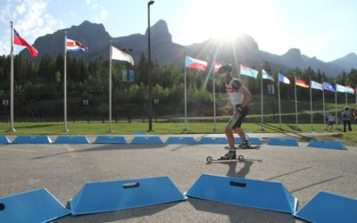 Harvey, Beatty roll to victory in Canmore Sprints
