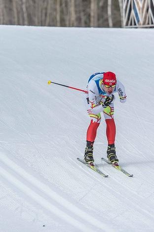 Mark Arendz (CAN) IPC Worlds relay © James Netz