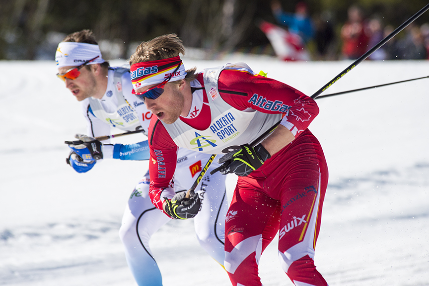 The Best of Ski Tour Canada – Individual races, March 11, 2016