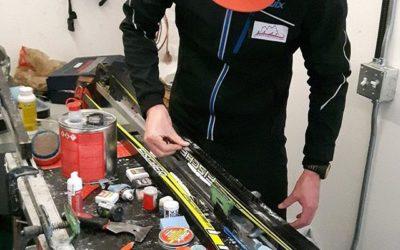 AIAWCA Ski Waxing
