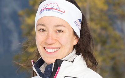 Nishikawa joins elite group of Canadian skiers
