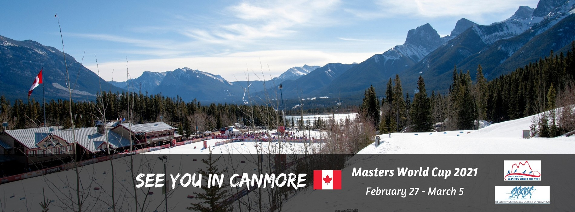 Masters World Cup Canmore Alberta 2021