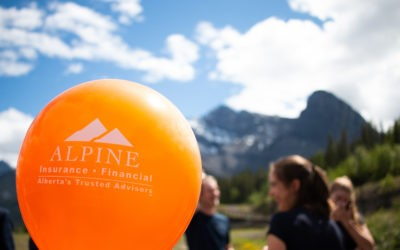 Alpine Insurance renews its support of the Academy