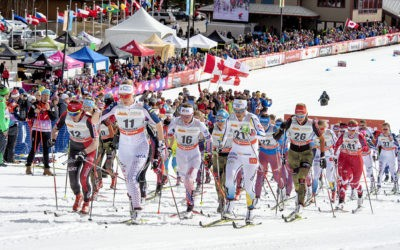 Cross Country Ski FIS World Cup