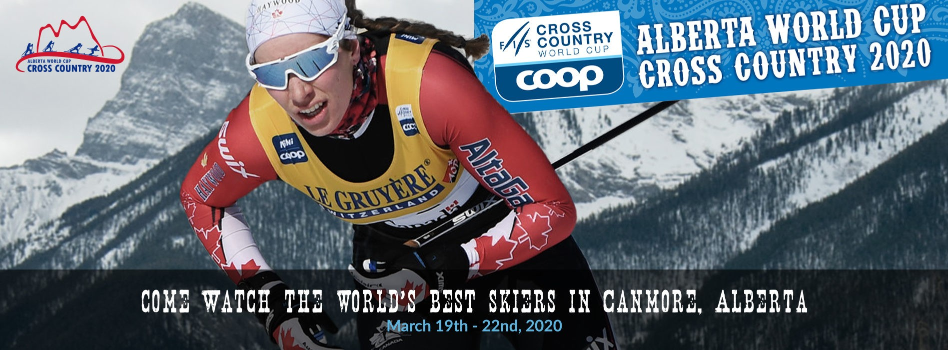 Alberta World Cup March 2020 Event