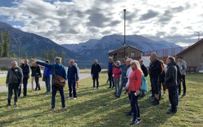 National Directors Impressed with Canmore