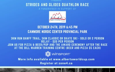 Strides and Glides Duathlon
