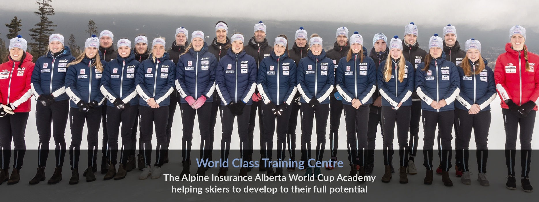 Alberta World Cup Academy Team 2020
