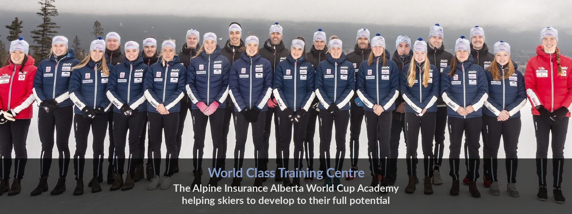 Alberta World Cup Academy Team 2020