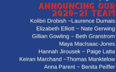Team Announcement 2020-21