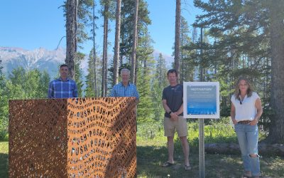 """""""Motivation"""" finds a home at the Canmore Nordic Centre Provincial Park"""