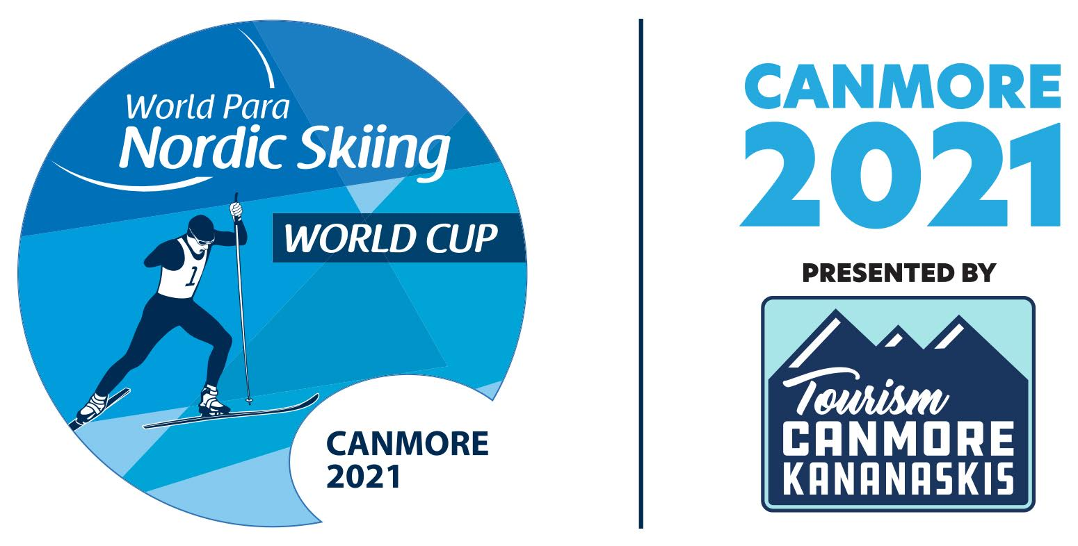 2022 World Para Nordic Skiing World Cup logo Canmore